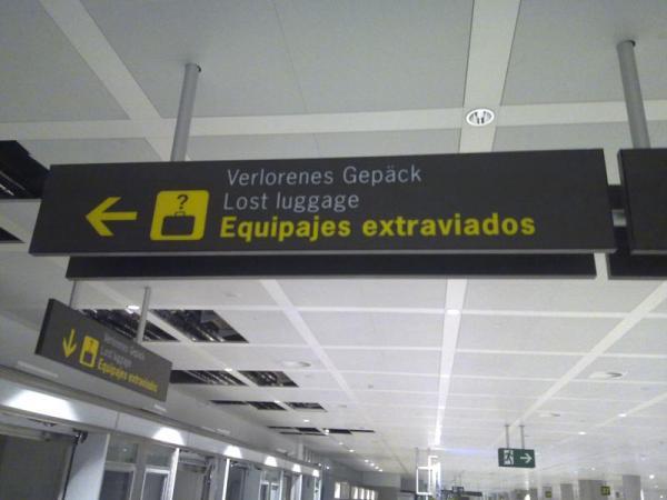Lost luggage signal nº31