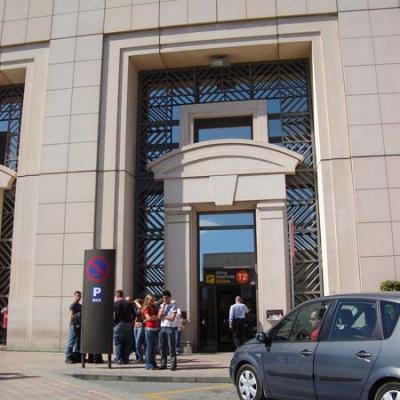 Malaga airport Terminal T2