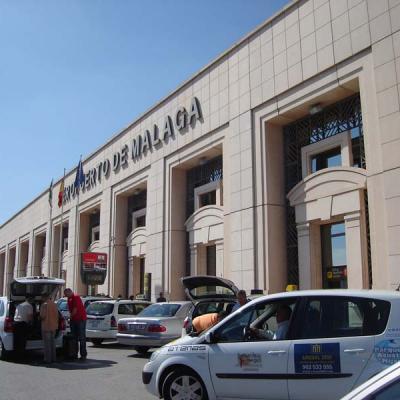 llegadas aeropuerto Málaga
