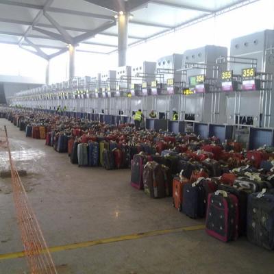 Malaga airport T3 gates