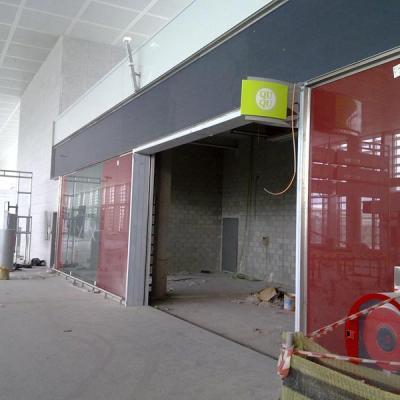 Malaga airport T3 interior 4