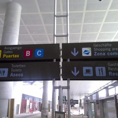 Malaga airport T3 nº10