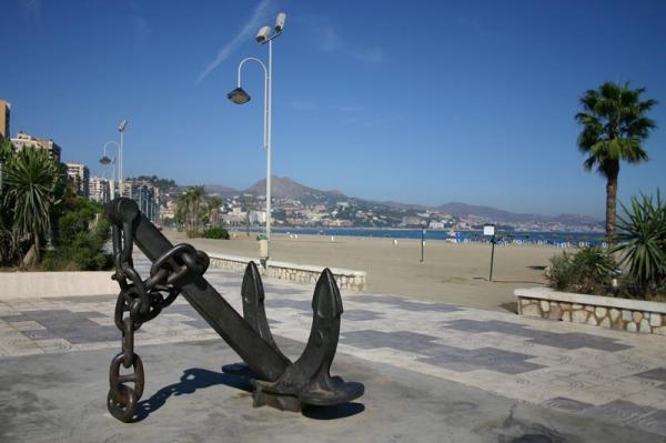 Malaga cruise port 6