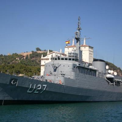 U27 in Malaga Port 2