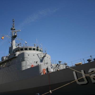 U27 in Malaga Port 4