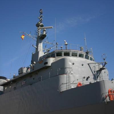 U27 in Malaga port 5