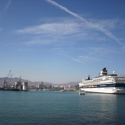 Malaga cruise port 7