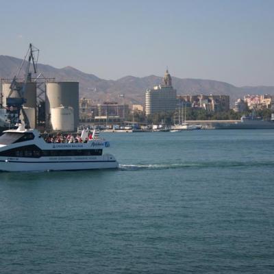 Malaga cruise port 9