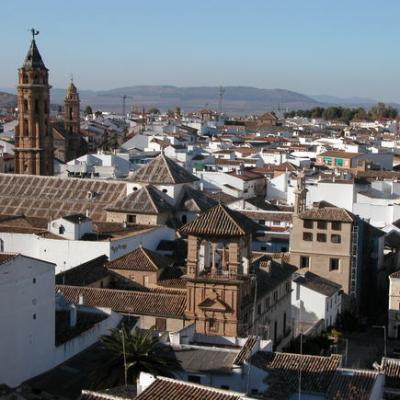 Photo of Antequera city
