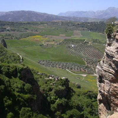 Overview from Ronda 7
